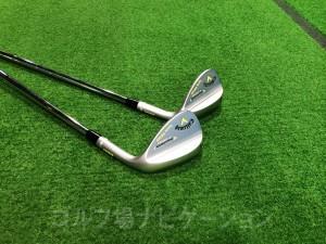 キャロウェイゴルフ Callaway Golf MACK DADDY 2 ツアーグラインド ウェッジ クロムメッキ仕上げ ダイナミックゴールド