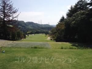 竹コース、スタートホール