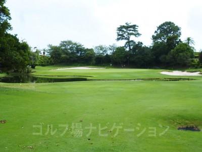 桂浜コース9番ミドルホール