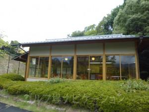 和風の茶店があります。