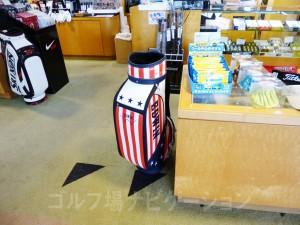 エドウィンゴルフのゴルフバッグがありました!珍しい♪