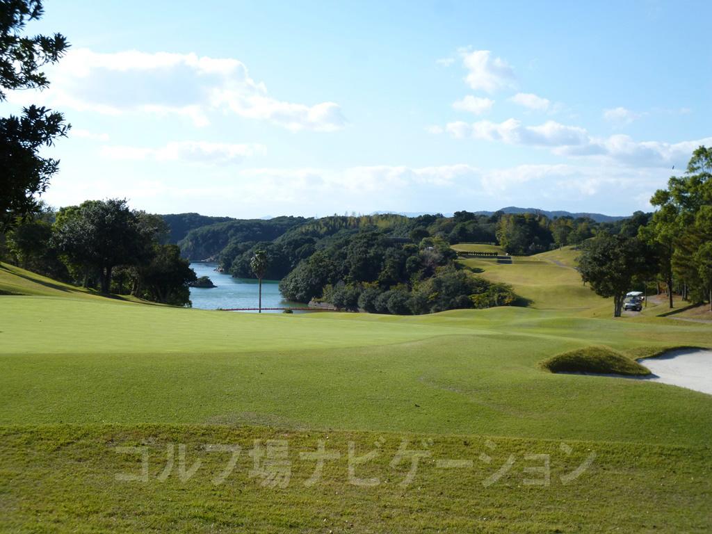 伊勢志摩ゴルフ 合歓の郷ゴルフクラブ