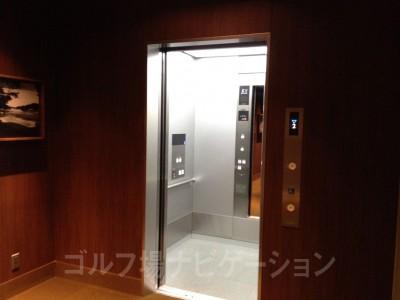 エレベーターもありました^^;