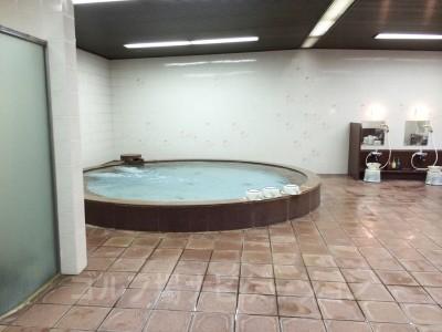 浴槽。まずまずの広さです。