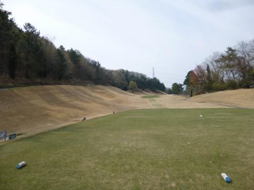 太平洋クラブ六甲コース4番ミドルホール