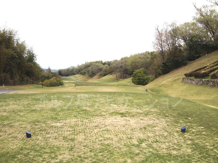 アークよかわゴルフ倶楽部 INコース