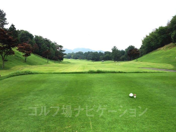 播州東洋ゴルフ倶楽部 OUTコース 9番ホール