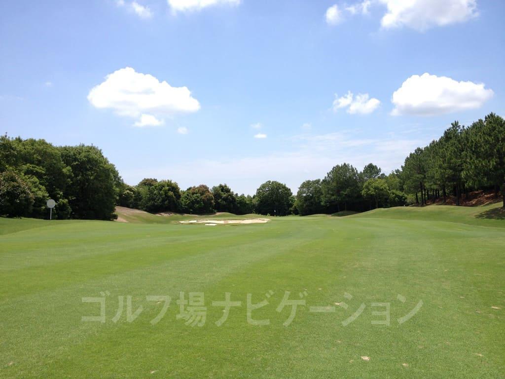 富士小野ゴルフクラブ(旧:富士OGMゴルフクラブ小野コース 中コース5番ホール