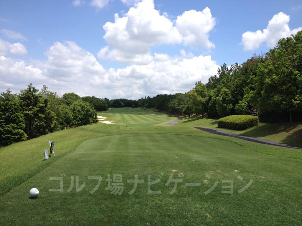 富士小野ゴルフクラブ(旧:富士OGMゴルフクラブ小野コース 中コース 7番ホール