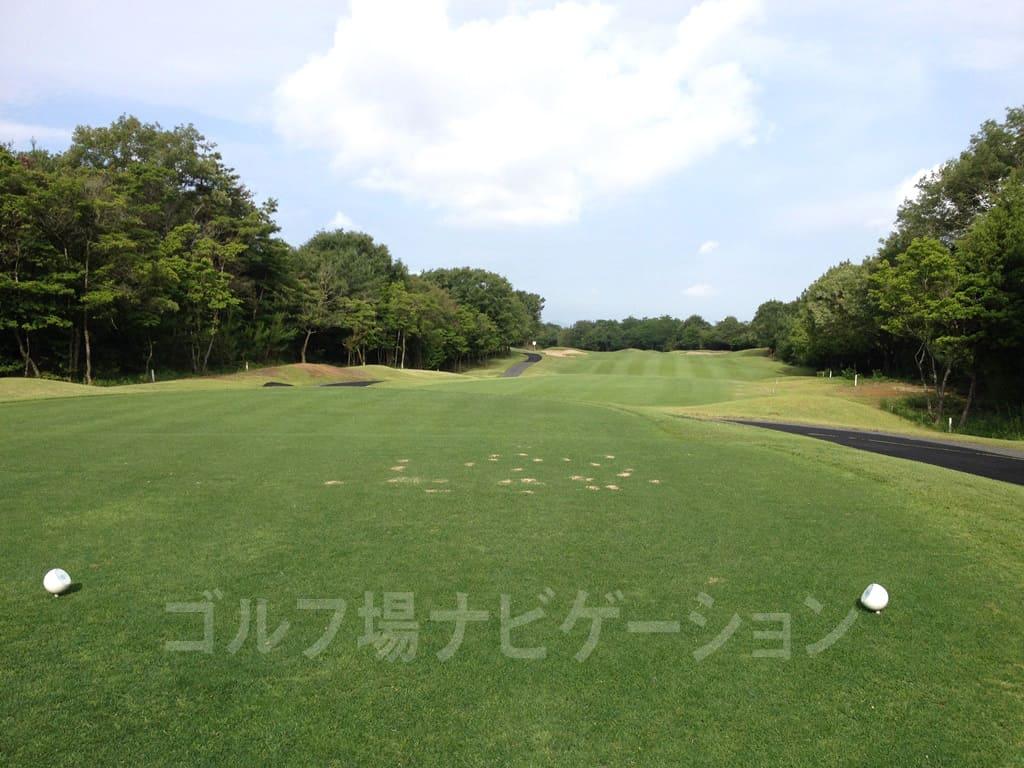 富士小野ゴルフクラブ(旧:富士OGMゴルフクラブ小野コース 西コース 1番ホール