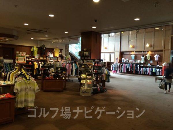 京都 かさぎゴルフ倶楽部 ショップ