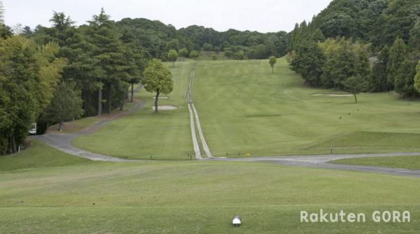 きさいちカントリークラブ 竹コース 4番ホール ロングホール