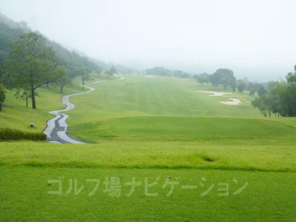 Kochi黒潮カントリークラブ 暖流コース 4番ホール