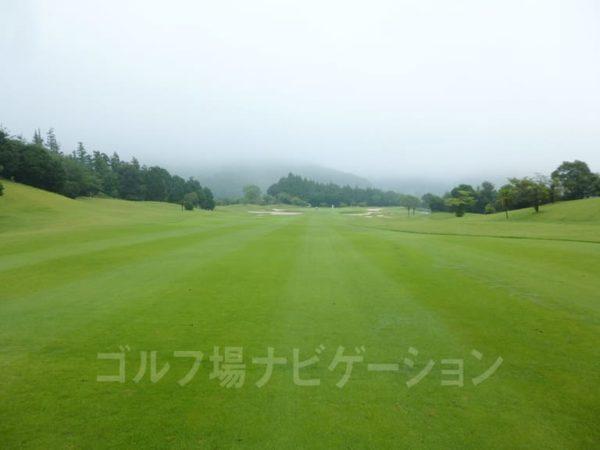 Kochi黒潮カントリークラブ 暖流コース 5番ホール