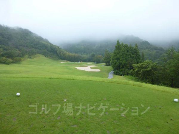 Kochi黒潮カントリークラブ 暖流コース 6番ホール ショートホール