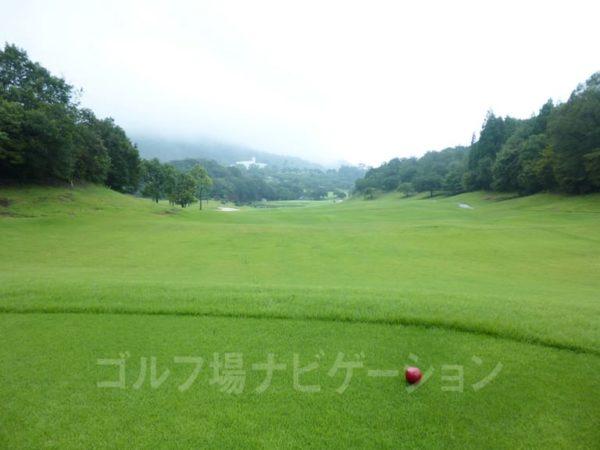 Kochi黒潮カントリークラブ 暖流コース 7番ホール レディースティ