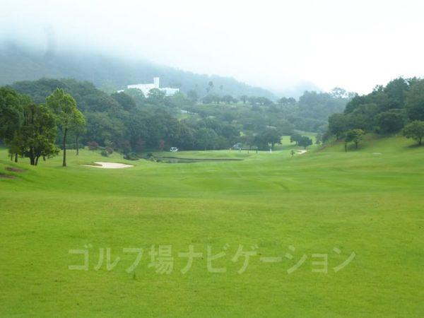 Kochi黒潮カントリークラブ 暖流コース 7番ホール