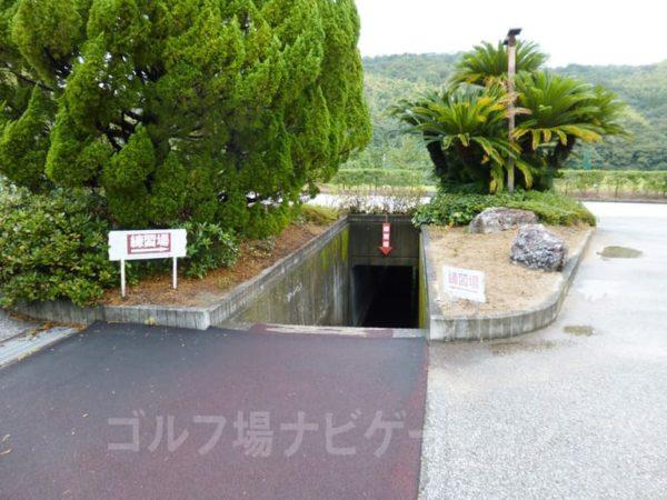 Kochi黒潮カントリークラブ 練習場 ドライビングレンジ