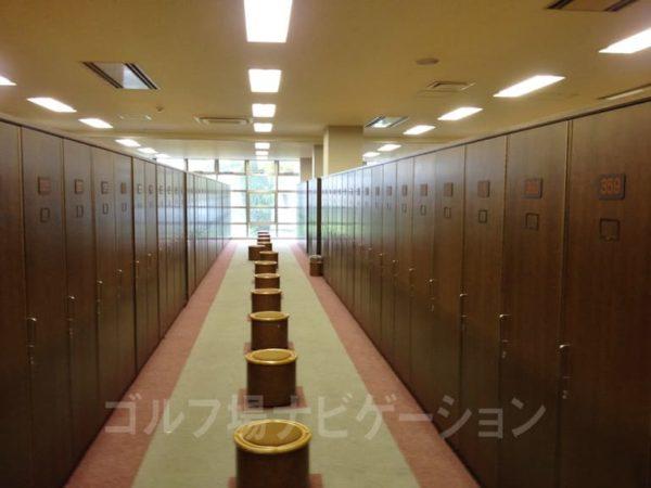 Kochi黒潮カントリークラブ 男性 ロッカールーム