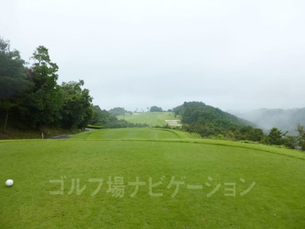 Kochi黒潮カントリークラブ 太平洋コース 3番ホール