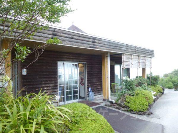 Kochi黒潮カントリークラブ 太平洋コース 5番ホールのあとの茶店