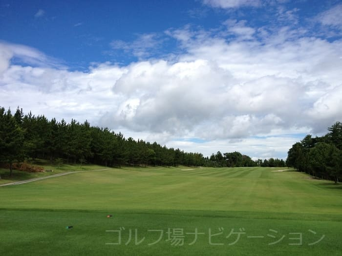 奈良の杜ゴルフクラブ INコース