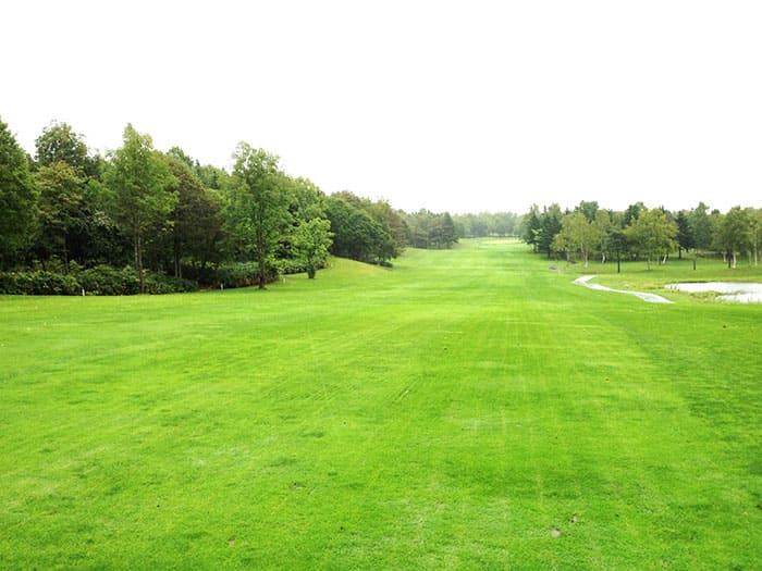 北海道 ニセコビレッジゴルフコース INコース