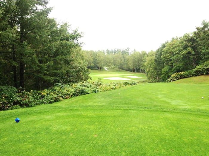 北海道 ニセコビレッジゴルフコース OUTコース