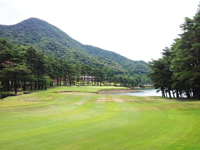 パインレークゴルフクラブ INコース