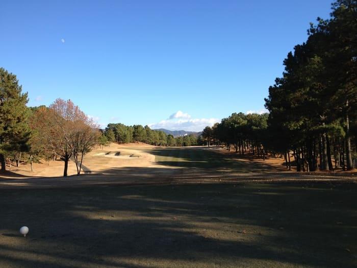 六甲国際ゴルフ倶楽部 東コース OUTコース