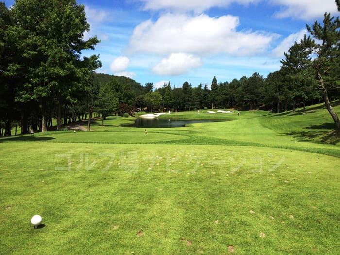 六甲国際ゴルフ倶楽部 西コース INコース