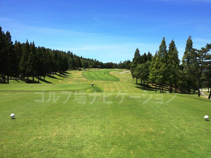 六甲国際ゴルフ倶楽部 西コース OUTコース