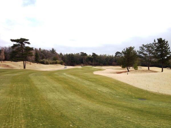 ロータリーゴルフ倶楽部 ニューコース 1番ホール
