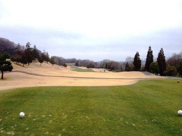 ロータリーゴルフ倶楽部 ニューコース 10番ホール