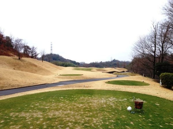 ロータリーゴルフ倶楽部 ニューコース 11番ホール ショートホール