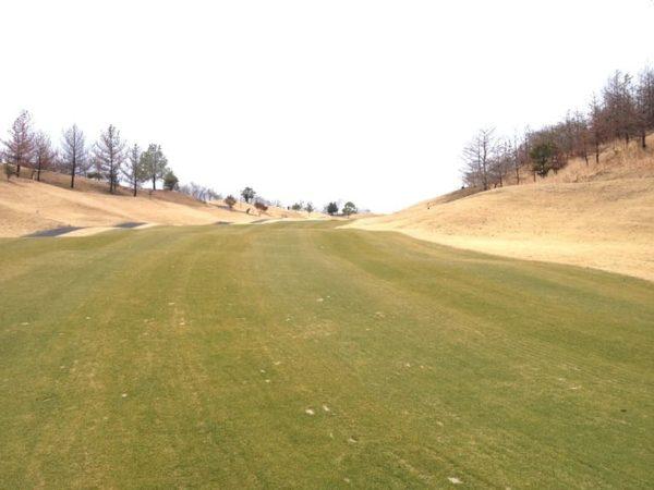 ロータリーゴルフ倶楽部 ニューコース 12番ホール ロングホール