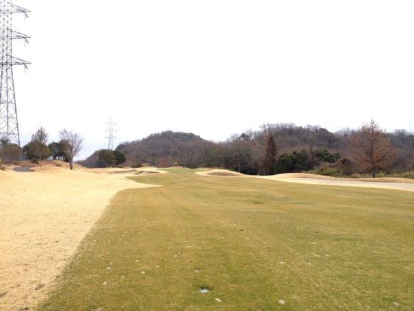 ロータリーゴルフ倶楽部 ニューコース 13番ホール