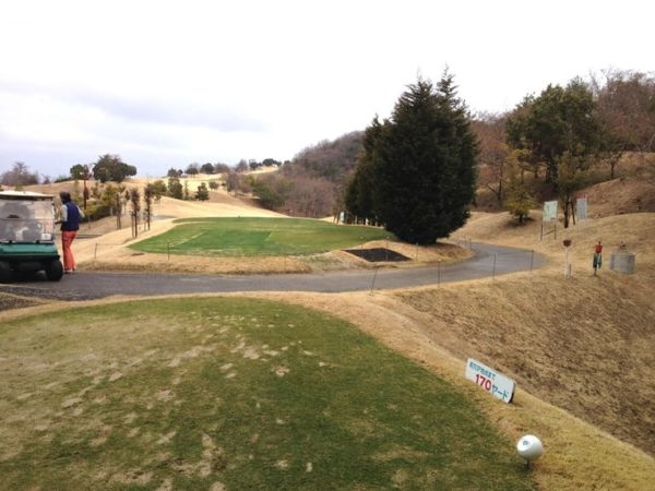 ロータリーゴルフ倶楽部 ニューコース 15番ホール