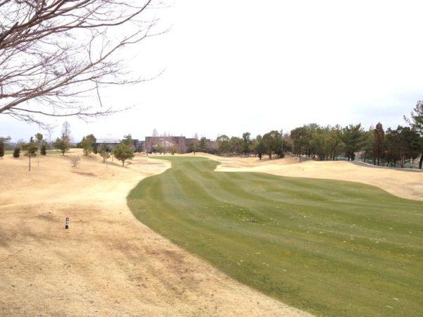 ロータリーゴルフ倶楽部 ニューコース 18番ホール