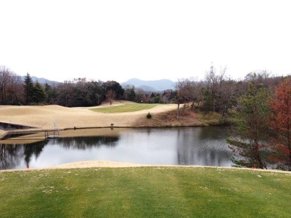 ロータリーゴルフ倶楽部 ニューコース 3番ホール ショートホール