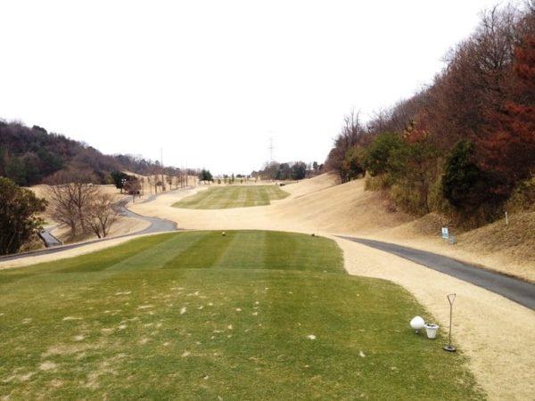 ロータリーゴルフ倶楽部 ニューコース 4番ホール