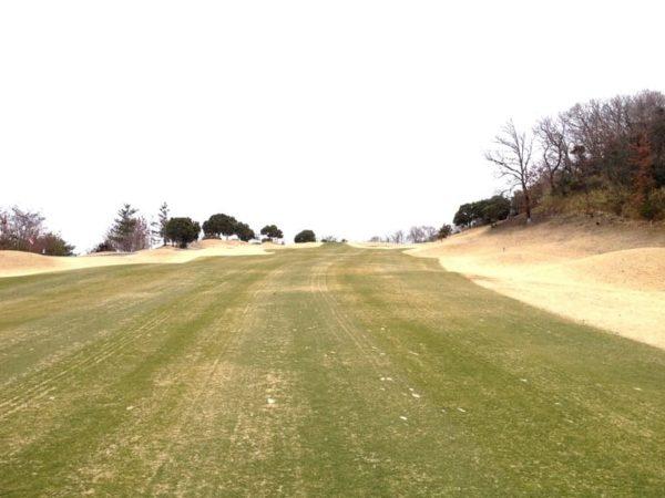 ロータリーゴルフ倶楽部 ニューコース 5番ホール