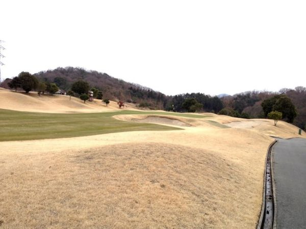 ロータリーゴルフ倶楽部 ニューコース 6番ホール