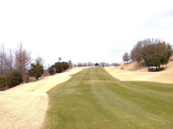 ロータリーゴルフ倶楽部 ニューコース 8番ホール