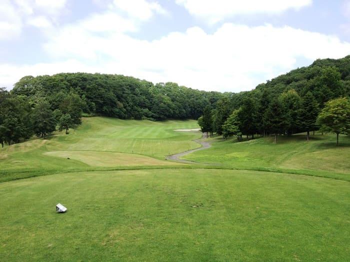セベズヒルゴルフクラブ オークウッドゴルフクラブ OUTコース 9番ホール