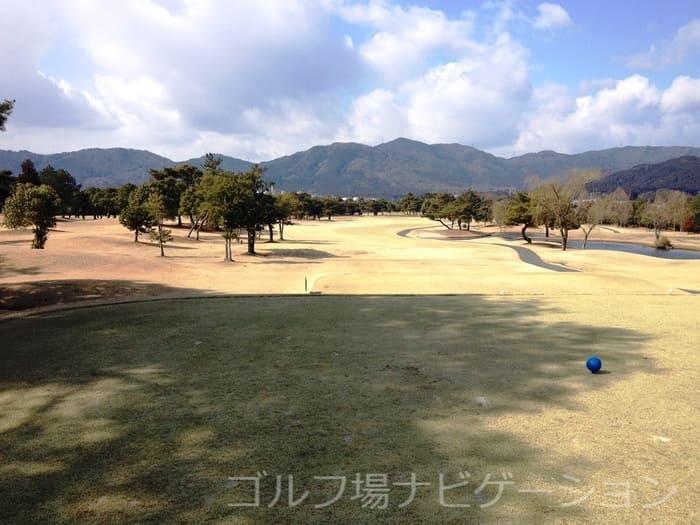 瀬田ゴルフコース 西コース INコース