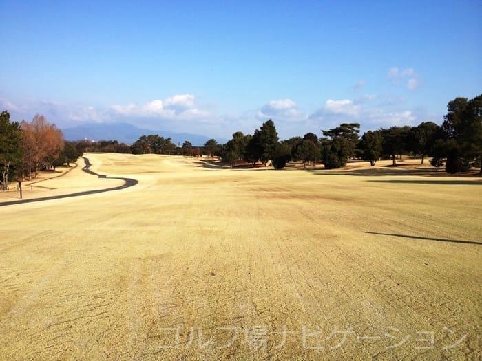 瀬田ゴルフコース 西コース OUTコース