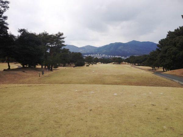 瀬田ゴルフコース 西コース 10番ホール ロングホール