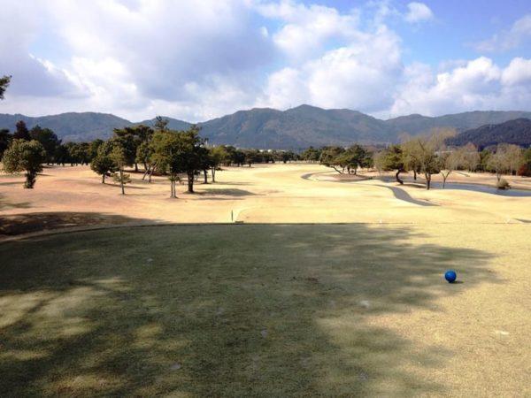 瀬田ゴルフコース 西コース 11番ホール