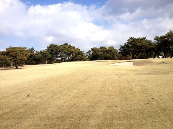瀬田ゴルフコース 西コース 13番ホール